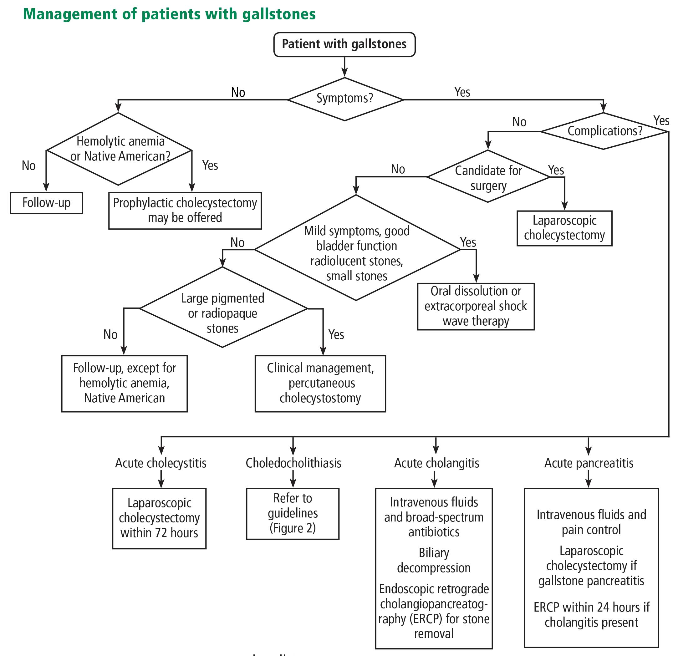 Gallstones: Watch and Wait, or Intervene? – Consult QD